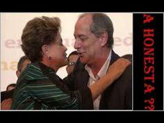 "RS Notícias: Ciro Gomes chama Dilma Rousseff de ""HONESTA"" e ata..."