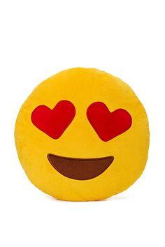 Emoji pillow!!