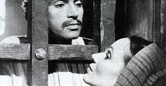 """""""Maria Candelaria (Xochimilco)"""" (1946), con Dolores del Rio y Pedro Armendariz."""