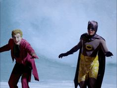 """thefingerfuckingfemalefury: """" The greatest episode of this or any other show Okay so The Joker is abducting surfers with the help of a henchgirl who has a phone disguised as a hot dog (Just go with..."""