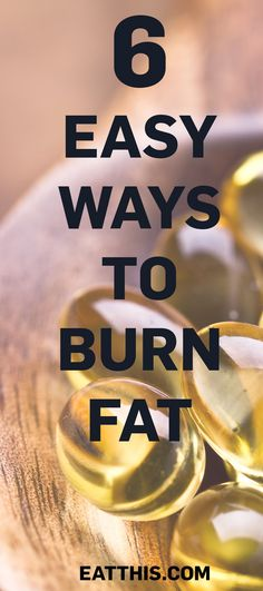 Add these 6 tricks to your daily routine to burn more calories and slim down!