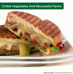 20 best ramzan recipes by chef sanjeev kapoor images on pinterest grille vegetable mozzarella panini a healthy lunch box preparation by chef sanjeev kapoor forumfinder Images