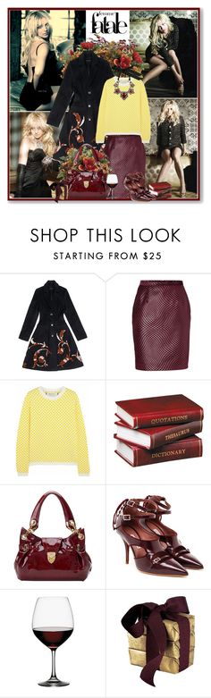 """""""Britney Spears - Femme fatale promo"""" by glitterbaby77 ❤ liked on Polyvore featuring Britney Spears, Jonathan Saunders, Marios Schwab, Marni, Buccellati, Aspinal of London, Tabitha Simmons, Lanvin, Spiegelau and Frette"""