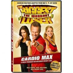 The Biggest Loser Cardio Workout $11.19 #BiggestLoser