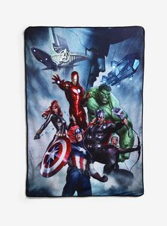 Avengers, assemble on the couch!