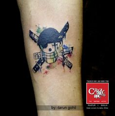 Zoro's jolly roger. One Piece LogoOne ...