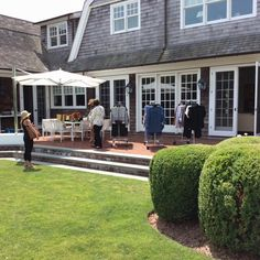We had so much fun over the weekend with one of our top clients who hosted a JOIE charity trunk show at her beautiful Hamptons home!