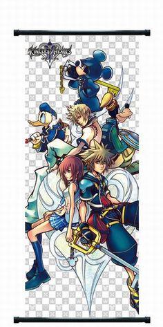 'Kingdom Hearts II' by Tetsuya Nomura Kingdom Hearts Ii, Organization Xiii, Cry Anime, Tetsuya Nomura, Kindom Hearts, Girls Anime, Illustrations, Studio Ghibli, Final Fantasy