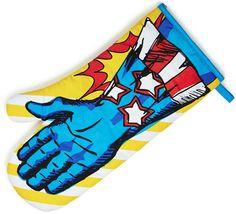 SUPER MITTS - HERO HAND