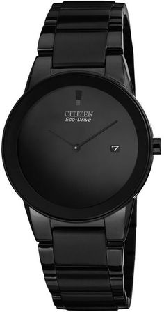 <3 Pin it and win a trip to New York, Barcelona, Berlin, Rome or London. - AU1065-58E, AU106558E, Citizen axiom watch, mens