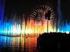 World of Color-Disneyland California Adventure