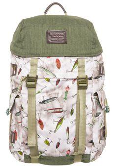 Burton kettle pack fishing lures burton for Fishing backpack amazon