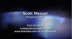 """http://www.salesevolution.com - Want sales results? Eric Keiles of Square 2 Marketing says, """"Working with Scott has paid for itself ten times over."""" 10xs! Wow that's what we like to hear. Contact us to discuss your sales coaching options."""
