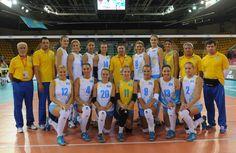 Team photo of Kazakhstan