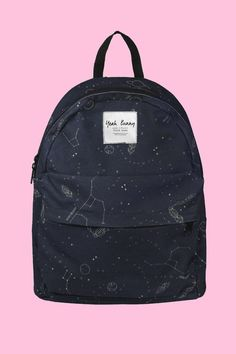 Backpack in Space | NYLON SHOP