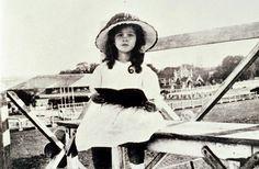 Vivian Leigh niña