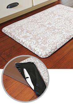 Wellness Mat, Cushioned Kitchen Mat, Anti-Fatigue Mat | Solutions