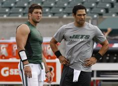"""New York Jets and Tim Tebow, lost and losing together"" lehighvalleylive.com (November 3, 2012)"