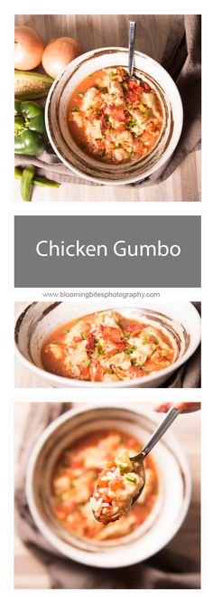 Chicken Gumbo - If y