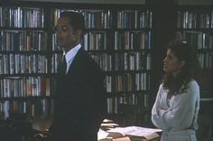 Public Access (1993).  A librarian dates a stranger who is launching a TV…