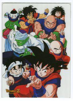 Mandarake | shitajiki GS Dragon Ball 0790 shitajiki