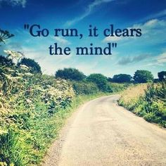 Running is a great way to lower #stress levels. ==> http://exerscribe.com/blog/?p=1098   walking does too!!!