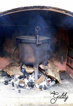 Jak przygotować kociołek, Polish Recipes, Dutch Oven, Food Design, Diet Recipes, Decoupage, Grilling, Bbq, Food And Drink, Meals