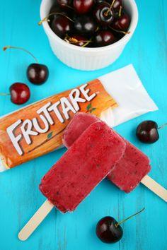 Fruttare Frozen Black Cherry Bars