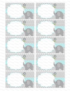 Blank insert for boy baby shower invitation thank you notes diaper raffle elephant baby shower boy b Baby Shower Invitations For Boys, Baby Shower Favors, Baby Shower Parties, Baby Shower Themes, Baby Boy Shower, Baby Shower Gifts, Shower Ideas, Juegos Baby Shower Niño, Baby Shower Invitaciones
