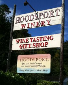 Wineries ~ Hood Canal and South Puget Sound Travel