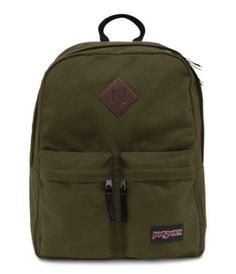 HOFFMAN | JanSport US Store. (Maybe I'll add some lace to the pockets to make it a touch more feminine.)