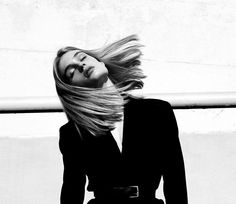 Black and White Portrait Photography: Expert Advice That Helps You Succeed – Black and White Photography Black And White Aesthetic, Black N White, Black And White Portraits, Black And White Photography, Portrait Photography, Fashion Photography, Photography Ideas, Motion Photography, Mode Poster