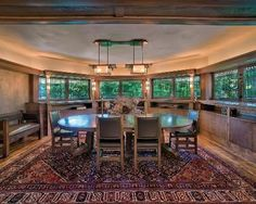 Wright's F.B. Henderson House On The Market For $1.33M - Curbed Chicago