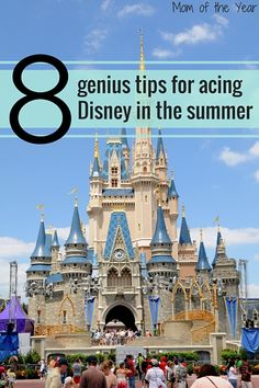 Learn 6 of the best Disney World Tips sure to make your vacation a success. These Disney tips will save your sanity. Find tips for Disney World here that will make this the best vacation. We have the best tips for Disney World to save time and money. Disney World Vacation Planning, Walt Disney World Vacations, Disney Planning, Best Vacations, Disney Travel, Trip Planning, Vacation Ideas, Disney Parks, Family Vacations