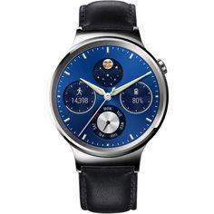 HUAWEI Watch Classic (Edelstahl) mit Lederband, Smart Watch, Edelstahl, Saphirkr in Handys & Kommunikation, Smartwatches | eBay!