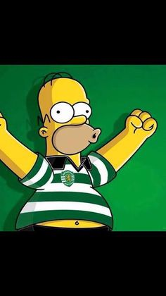 SportingCP Portugal Soccer, Sport C, Barcelona Futbol Club, Celtic Fc, Best Club, Image Fun, Scp, The Simpsons, Ronaldo