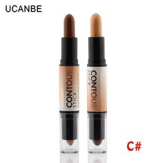 UCANBE Creamy Double-ended 2 in1 Contour Stick