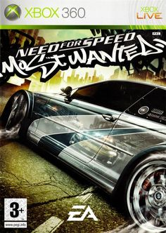 Need for Speed Most Wanted 2005 Xbox 360 Game Playstation 2, Need For Speed Underground, Need For Speed Games, Nfs Need For Speed, Need For Speed Carbon, Ferrari F50, Videogames, Electronic Arts, Free Pc Games