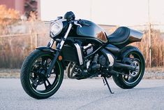 Kawasaki Vulcan SS Shows How Stylish Modern Bikes Can Be – automotive99.com