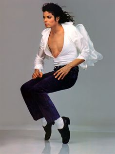 Michael Jackson by annie leibovitz  Very different kind of guy but he had talent