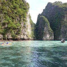 phiphi mayabay thailand