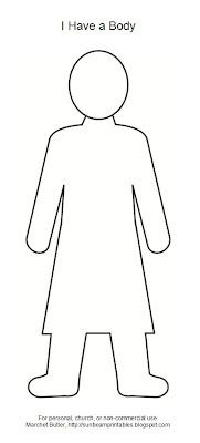 body outline clipart - Google Search   Teaching degree   Pinterest ...