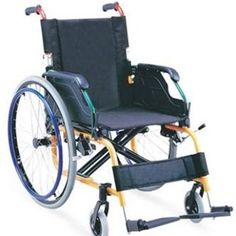 Buy ARREX CANADA Hugo Premium Aluminum Wheelchair at Cheapest Price, Rs. 12,805 only By Senior Shelf  For Users who need a LIGHTWEIGHT Aluminium self propelled wheelchair with a lot more functionality. With A weight capacity of 100 kgs and nett weight of 14.6 kgs it is one of the lightest wheelchairs in this price range. It comes up with a flip up Arm rest ,