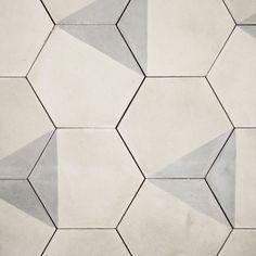 Marrakesh Design Casa Milk Dove Floor Tile