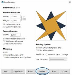BlockBase+ Sew Along: Block 7 | The Electric Quilt Blog
