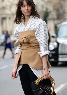 Impress Everyone You Know With Your New Fashion Knowledge. The Sartorialist, Fashion Story, New Fashion, Winter Fashion, Street Fashion, London Fashion Weeks, City Chic, Street Style Looks, Mode Inspiration