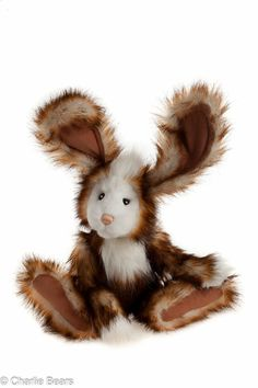 Acre - Rabbit from the Charlie Bears 2015 Collection by Heather Lyell