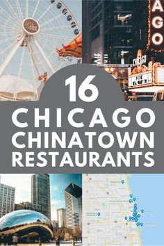 Chicago Chinatown restaurants to try next time you are in Chicago. Make your own food tour with these restrants. Try new foods that you can't back home. This list includes hot pot, BBQ pork, Vitnamese, Chinese bakery, hand pulled noodles, rolled ice cream, seafood, dim sum, Korean, and even dumplings. Chicago Chinatown has a great selection of restrants for foodies! Travel Deals, Budget Travel, Travel Guides, Travel Destinations, Travel Tips, Travel Advise, Travel Articles, Solo Travel, Travel Usa