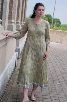 Celadon Ladies Dress