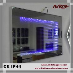 Infinity Mirror With LED Lit Optical Illusion $10~$100  https://www.kznwedding.dj